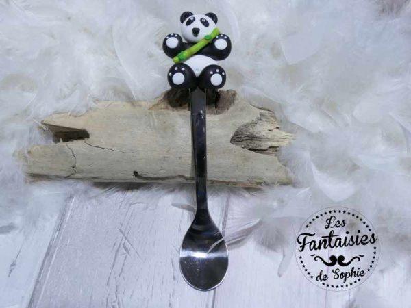 cuillère panda