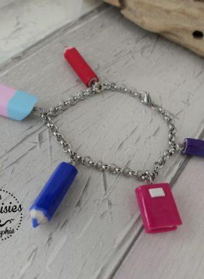bracelet école