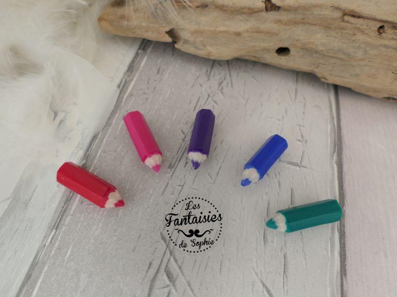 coloris crayons