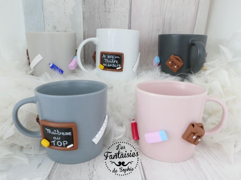 mugs enseignants