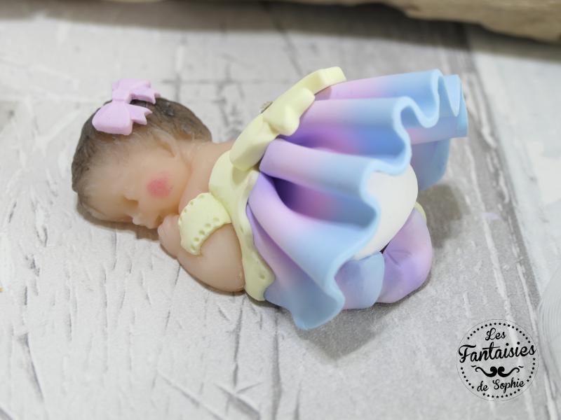 bebe fille licorne