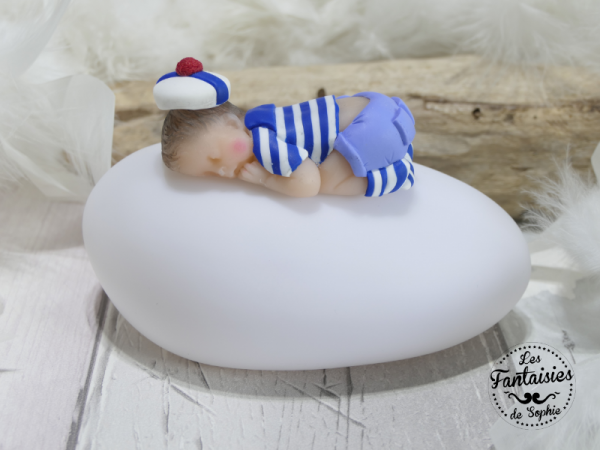 veilleuse bebe marin